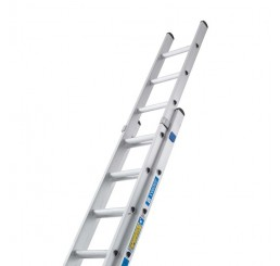 Zarges Class 1 Industrial Ladder, 2-Part