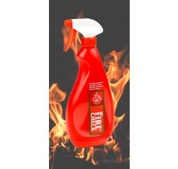 MSL Firecheck 750ml Flame Retardant Spray