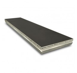 Lightspace Airstage 2m x 0.5m Rectangle Decking