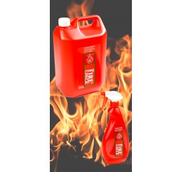 MSL Firecheck 5 Litre Flame Retardant With Trigger Spray