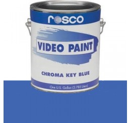 Rosco Blue Chromakey Paint