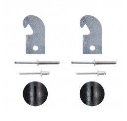 Pipe and Drape Cross Bar End Repair Kit