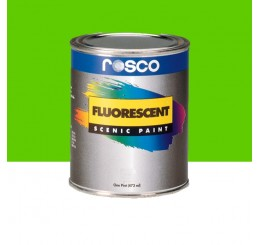 Rosco Fluorescent Paint Green