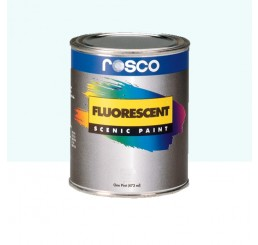 Rosco Fluorescent Paint Invisible Blue