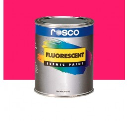 Rosco Fluorescent Paint Pink