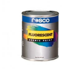 Rosco Fluorescent Paint White