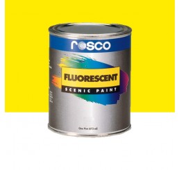 Rosco Fluorescent Paint Yellow