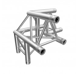 Global Truss F33 Standard 3 Way 90 Degree Corner L/H Apex Up