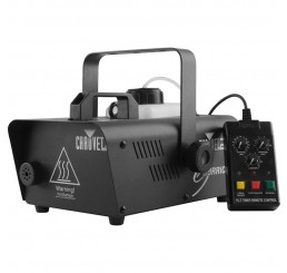Chauvet DJ Hurricane 1200 Smoke Machine (includes wireless remote)