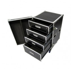 Medium 4 Drawer Case