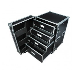 Large 4 Drawer Case