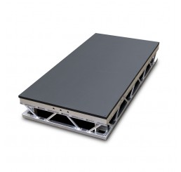 Spacedeck 4` x 2` Aluminium Deck