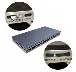 Spacedeck 8` x 4` Aluminium Deck with Rota Lock
