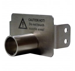 Duct/Hose adaptor for Tiny S