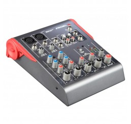 Proel Mi6 - Ultra-compact 6-channel 2-bus mixer