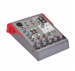 Proel Mi5 - Ultra-compact 5-channel 2-bus mixer