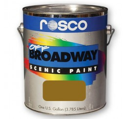 Rosco Off Broadway Antique Gold Paint