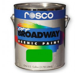 Rosco Off Broadway Emerald Green Paint 3.79L