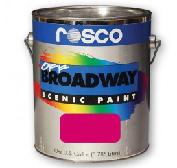 Rosco Off Broadway Magenta Paint 3.79L