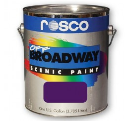 Rosco Off Broadway Purple Paint 3.79L