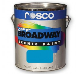 Rosco Off Broadway Sky Blue Paint 3.79L