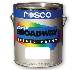 Rosco Off Broadway White Paint