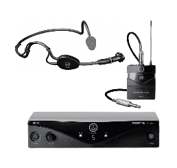 AKG Perception Wireless Sport Set - Band D