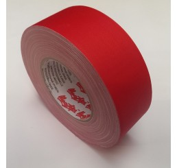 Magtape Original 50mm x 50m Matte Gaffer - Red