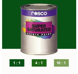 Rosco Supersaturated Hunter Green Paint