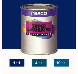 Rosco Supersaturated Navy Blue Paint