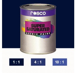 Rosco Supersaturated Prussian Blue