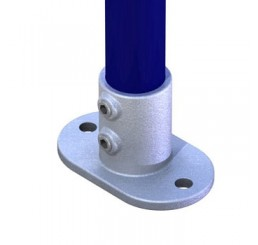 Doughty T13200 Railing Base Flange