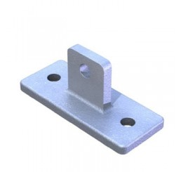 Doughty T16900M Swivel Base Section Male