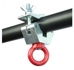 Doughty T57207 Hanging Clamp with Ring 500Kg
