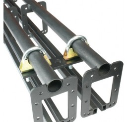 Doughty T63754 Sixtrack Parallel Bracket (incl. 'U' bolts) 150mm Centres