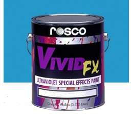 Rosco VividFX Aquamarine Paint