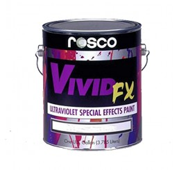 Rosco VividFX Bright White Paint