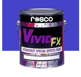Rosco VividFX Brilliant Blue Paint