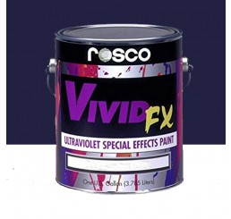 Rosco VividFX Deep Blue Paint