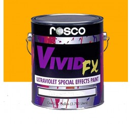 Rosco VividFX Orange Paint