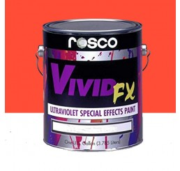 Rosco VividFX Scarlet Red Paint